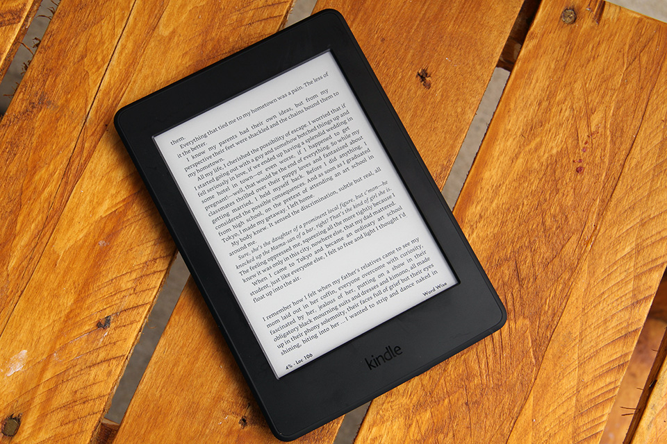 Kindle Paperwhite - aol.com